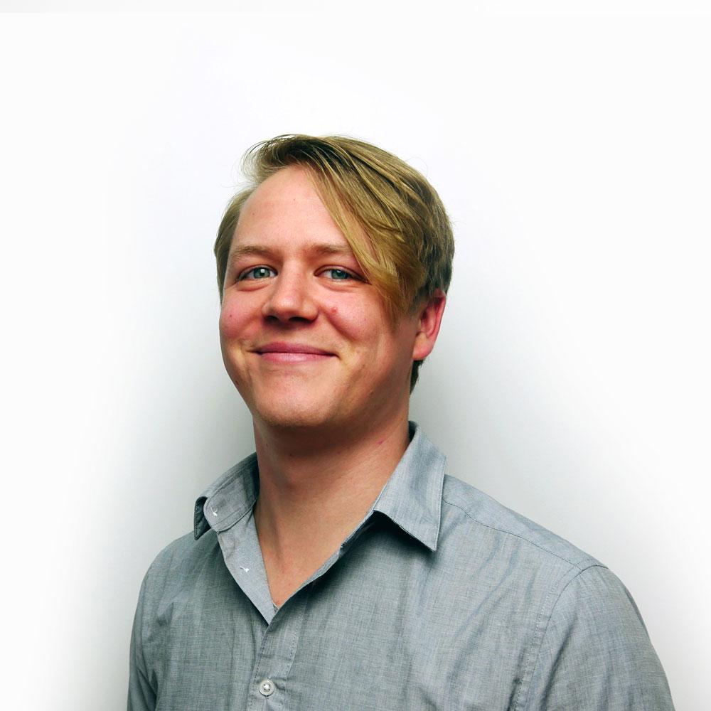 Ein Profilbild vom Web-Entwickler Jan Schwarz